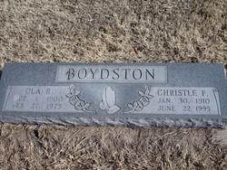 Ola R. Boydston