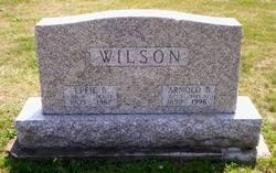 Effie <i>Bryant</i> Wilson