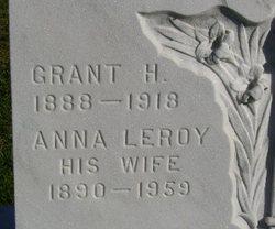 Anna <i>LeRoy</i> Boyce