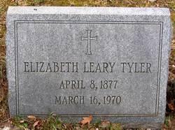Elizabeth Wagener <i>Leary</i> Tyler
