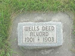 Wells Deed Alvord