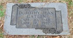 Dorothy Jean <i>Espey</i> Gatlin