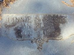 Fannie J. <i>Sharpe</i> Reames