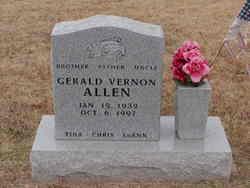 Gerald Vernon Allen