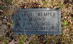Carrol Kemper Adkins