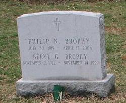 Beryl May <i>Gompers</i> Brophy