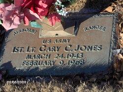 Lieut Gary Calhoun Jones