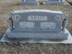 Claude O. Adsit