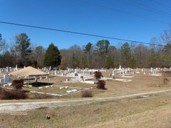 Bethabara Baptist Church Cemetery