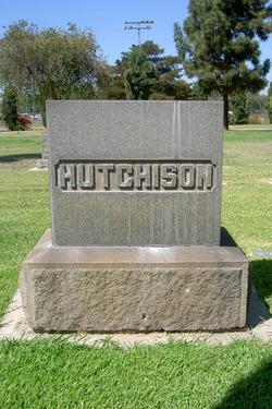 Almira Hutchison <i>Hudson</i> Cole