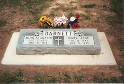 John Franklin Barnett