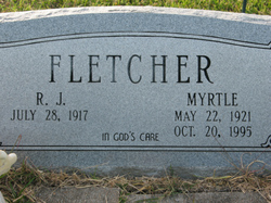 Myrtle Dutchie <i>Warn</i> Fletcher