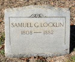 Samuel G Locklin