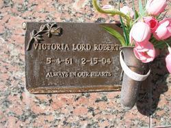 Victoria Aileen <i>Lord</i> Roberts