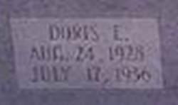 Doris E Brooks