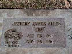 Jeffery James Allen