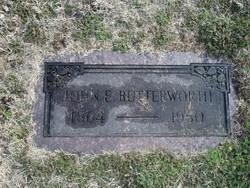 John E. Butterworth