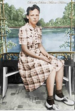 Dorothy Deleta <i>Malone</i> Adkins