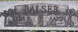 Aaron Henry Balser