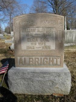 Eliza <i>Coil</i> Albright