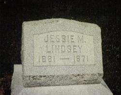 Jessie Maud Lindsey