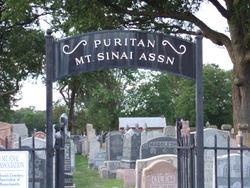 Puritan Mount Sinai Cemetery