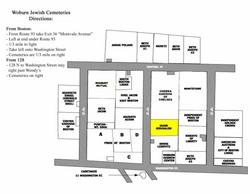 Shari Jerusalem Cemetery