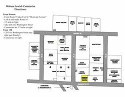 Woburn Hebrew Center Cemetery