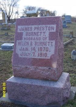 James Preston Burnett