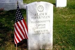 Capt Alan Bates Harriman