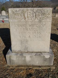Annie <i>McGraw</i> Brasel