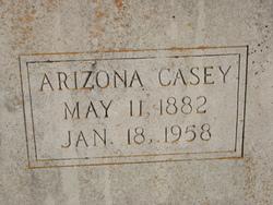 Arizona Mabel <i>Casey</i> Brasel