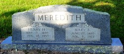 Henry H Meredith