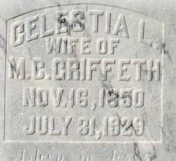 Celestia L <i>Jackson</i> Griffeth