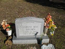 Lorene Mae <i>Joyce</i> Brown