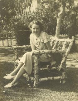 Lola Myrtle <i>Harbold</i> Vogel