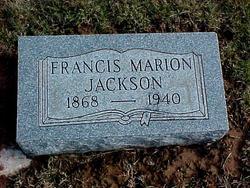 Frances Marion Jackson