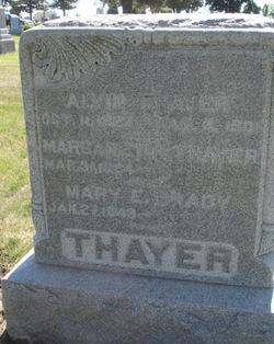 Alvin Thayer