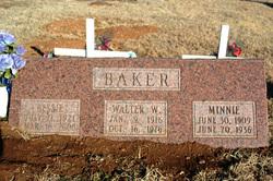 Walter William Baker