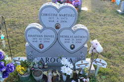 Christine <i>Martinez</i> Arocha