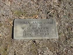 Emma Jane <i>Cobb</i> Beattie