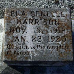 Ela Gennelle Harrison