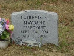LaTrevis K. Precious Maybank