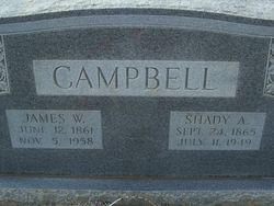 Shady A. <i>Clower</i> Campbell