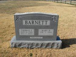 Thomas F. Barnett