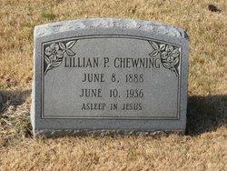 Lillian P. Chewning