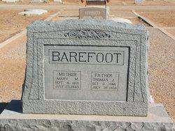 Thomas J Barefoot