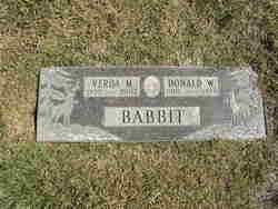 Verda M. Babbit