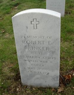Lieut Robert E. Brinker