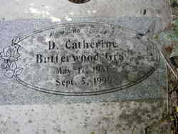 D. Catherine <i>Butterwood</i> Gray